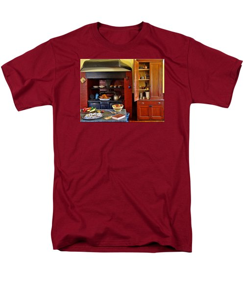 Old Time Kitchen Men's T-Shirt  (Regular Fit) by Mikki Cucuzzo