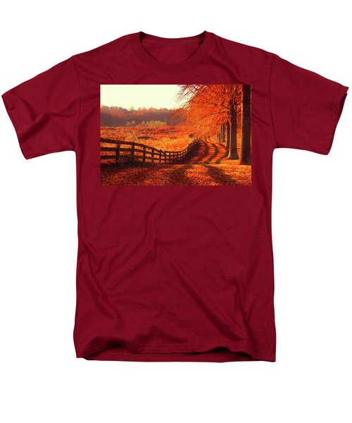 On A Day Like Today Men's T-Shirt  (Regular Fit) by Iryna Goodall