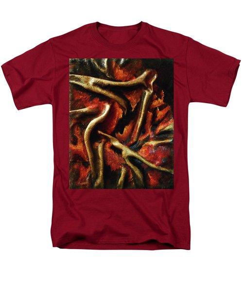 On Fire Men's T-Shirt  (Regular Fit)