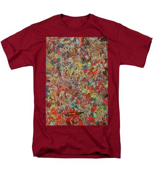 Paint Number 33 Men's T-Shirt  (Regular Fit) by James W Johnson