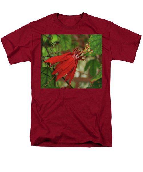 Men's T-Shirt  (Regular Fit) featuring the photograph Passion by Marna Edwards Flavell