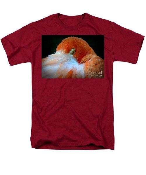 Men's T-Shirt  (Regular Fit) featuring the photograph Peek-a-boo by Lisa L Silva