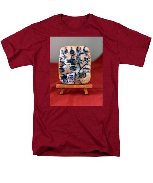 Pensamiento Abstracto Men's T-Shirt  (Regular Fit) by Edgar Torres