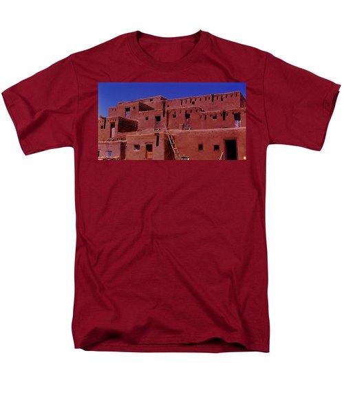 Pueblo Living Men's T-Shirt  (Regular Fit)
