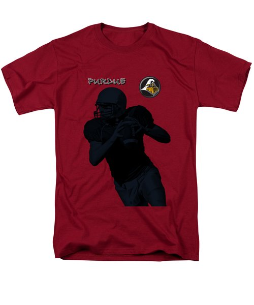 Purdue Football Men's T-Shirt  (Regular Fit)