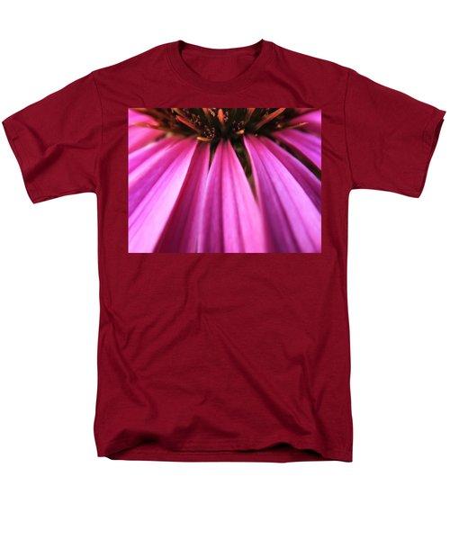 Men's T-Shirt  (Regular Fit) featuring the photograph Purple Beauty by Eduard Moldoveanu