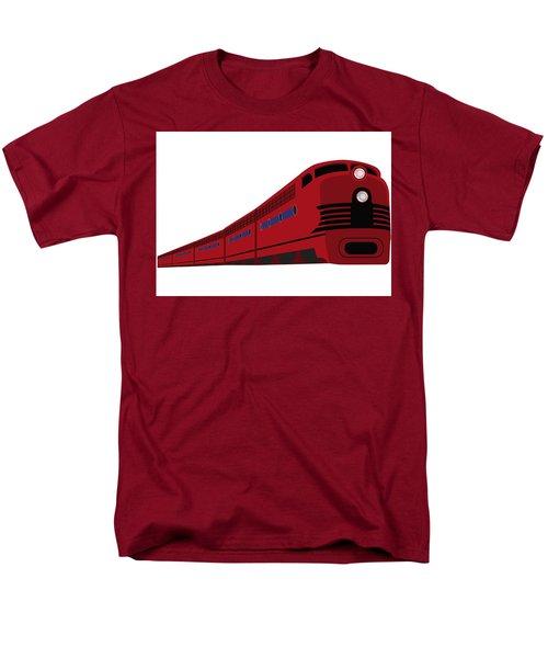 Rail Men's T-Shirt  (Regular Fit) by Now