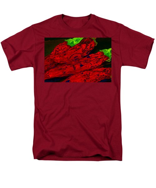 Red Hot Chili 2 Men's T-Shirt  (Regular Fit) by Stephen Anderson