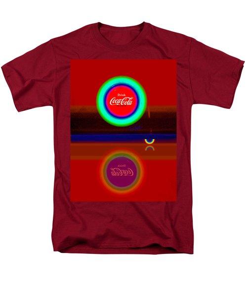 Reflections Men's T-Shirt  (Regular Fit) by Charles Stuart