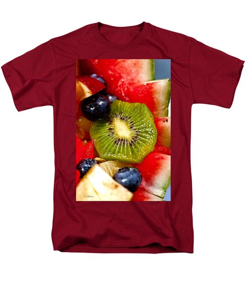 Refreshing Men's T-Shirt  (Regular Fit) by Christopher Holmes