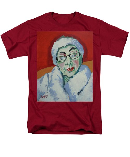 Ruby May Box Birmingham Men's T-Shirt  (Regular Fit) by Nop Briex