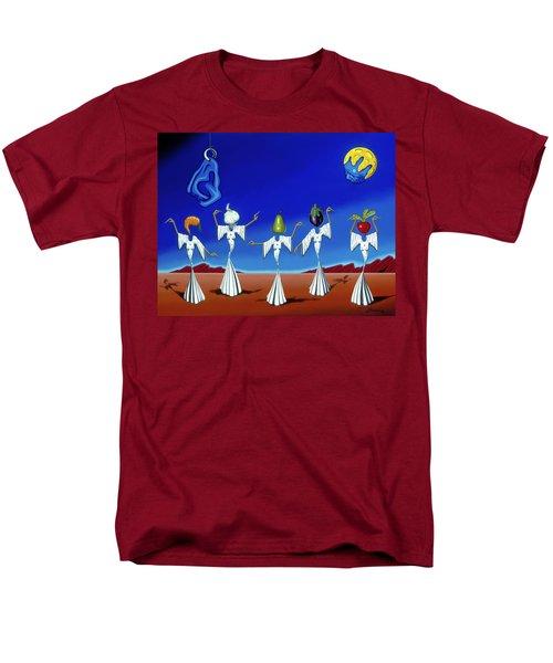Serenade Of The Sisters Men's T-Shirt  (Regular Fit)