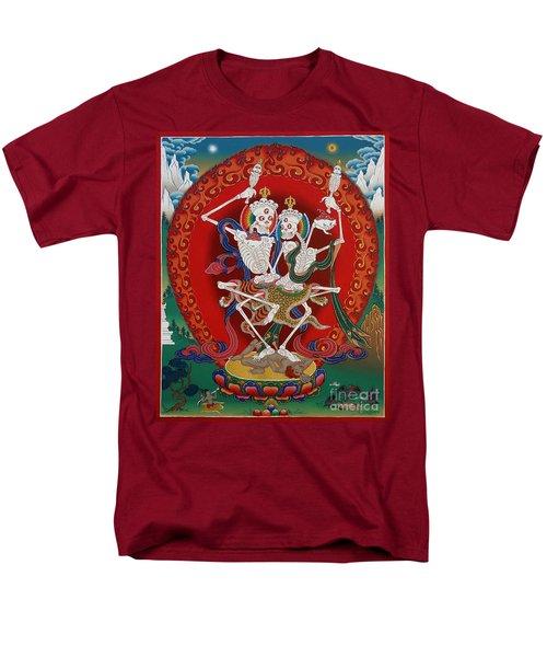 Shri Chittipati - Chokling Tersar Men's T-Shirt  (Regular Fit) by Sergey Noskov