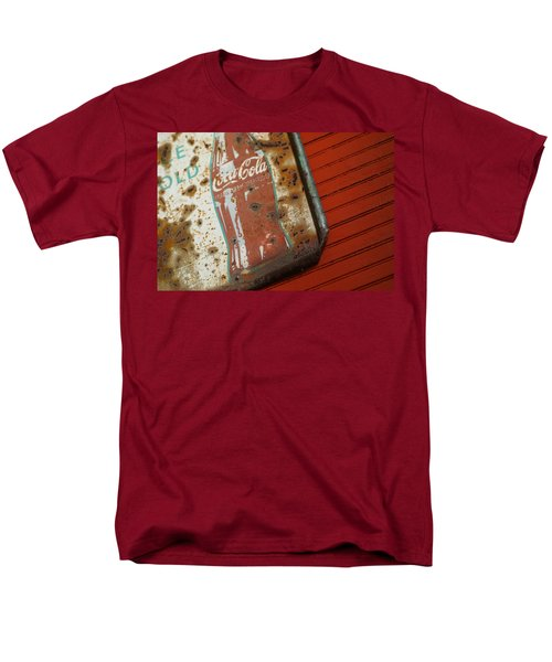 Sign Of The Times Men's T-Shirt  (Regular Fit) by Michael McGowan