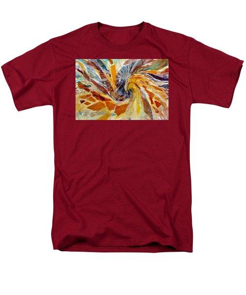Solar Chakra Meditation Men's T-Shirt  (Regular Fit)