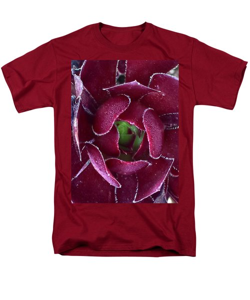 Succulent Mystery Men's T-Shirt  (Regular Fit) by Russell Keating
