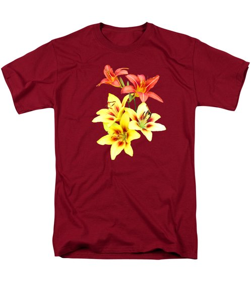 Summer I I  Men's T-Shirt  (Regular Fit) by Newwwman