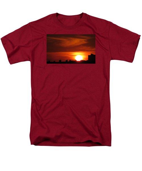 Sundown Men's T-Shirt  (Regular Fit) by John Topman