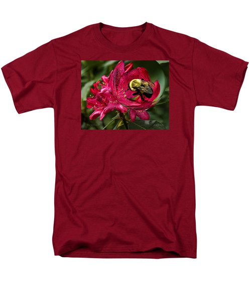 The Bumble Bee Men's T-Shirt  (Regular Fit)