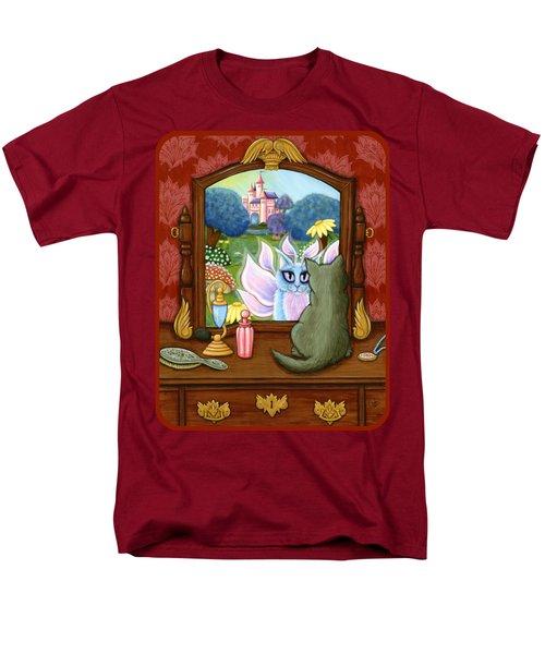 The Chimera Vanity - Fantasy World Men's T-Shirt  (Regular Fit) by Carrie Hawks