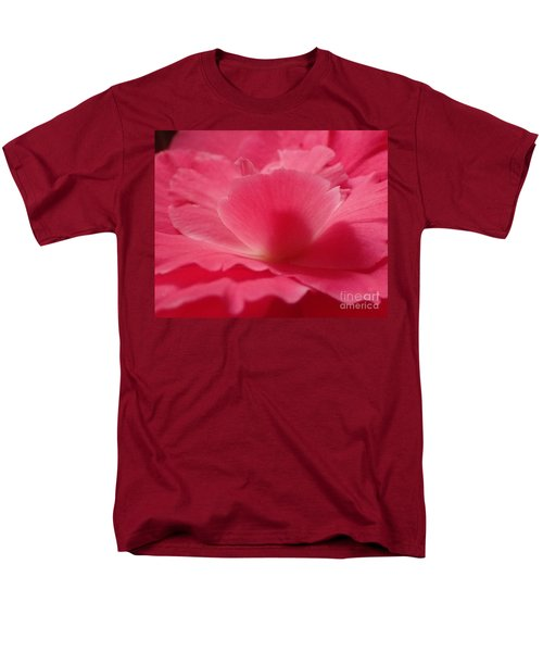 The Power Of Pink Men's T-Shirt  (Regular Fit) by Christina Verdgeline