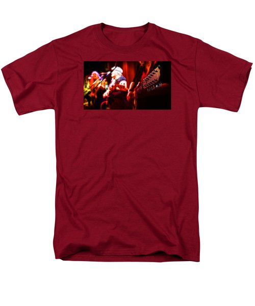 Men's T-Shirt  (Regular Fit) featuring the photograph The Radiant Musicians by Cameron Wood