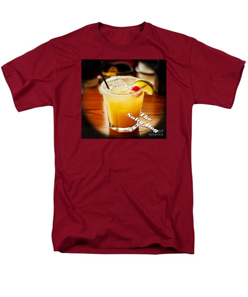 The Salty Dog Men's T-Shirt  (Regular Fit) by Paul Mashburn