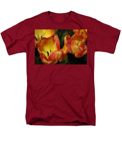 Tulips In The Morning Men's T-Shirt  (Regular Fit) by Bruce Bley