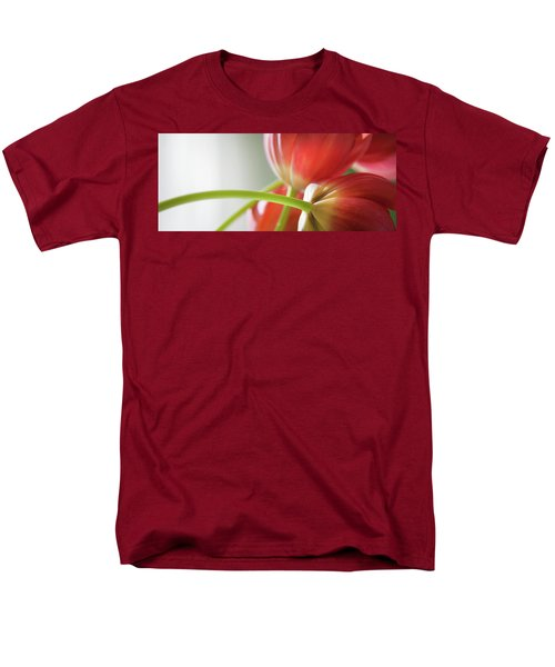Tulips In The Morning Men's T-Shirt  (Regular Fit) by Theresa Tahara
