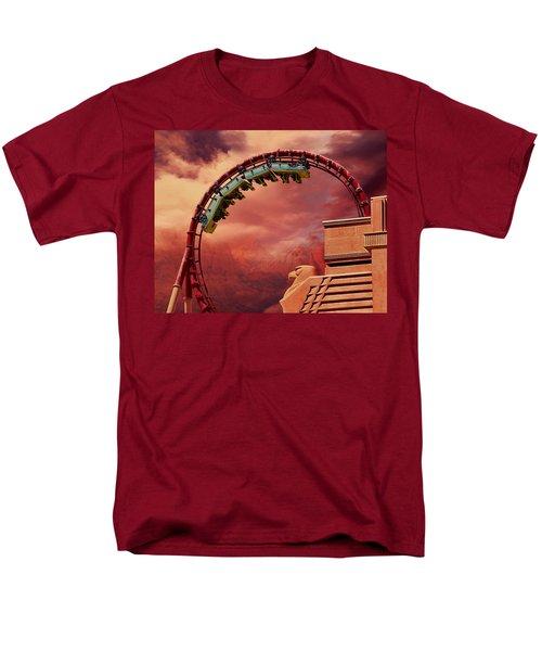 Turbulence Men's T-Shirt  (Regular Fit) by Iryna Goodall