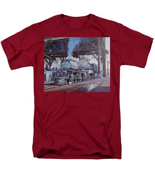 Union Pacific Big Boy Men's T-Shirt  (Regular Fit) by Mike  Jeffries
