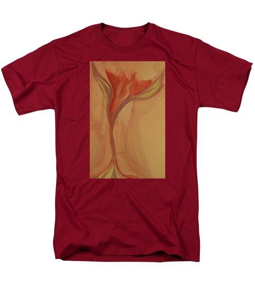 Uplifting Men's T-Shirt  (Regular Fit) by The Art Of Marilyn Ridoutt-Greene