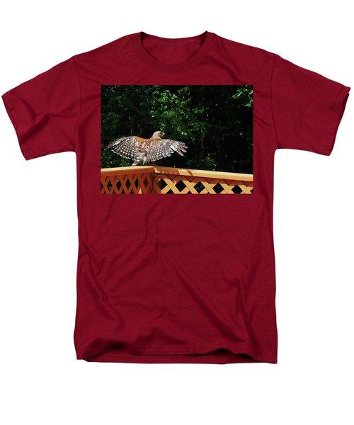 Wingspan Of Hawk Men's T-Shirt  (Regular Fit)