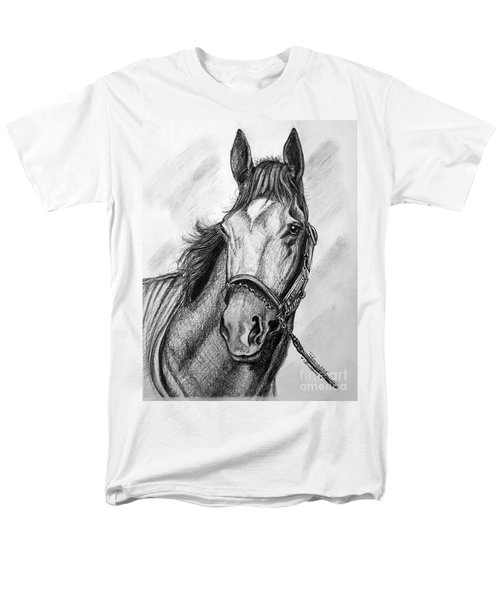 Barbaro Men's T-Shirt  (Regular Fit) by Patrice Torrillo