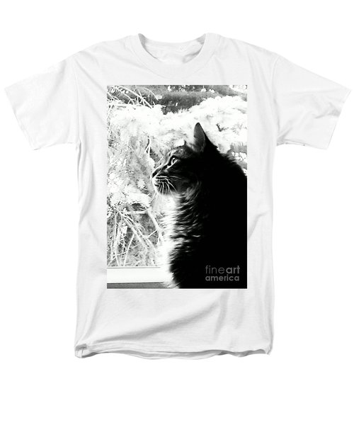 Men's T-Shirt  (Regular Fit) featuring the photograph Bo by Jacqueline McReynolds