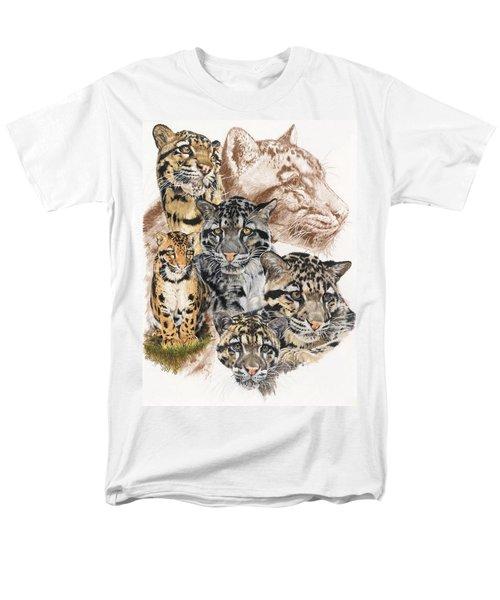 Cloudburst Men's T-Shirt  (Regular Fit) by Barbara Keith