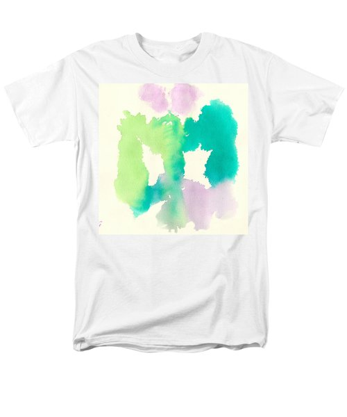 Men's T-Shirt  (Regular Fit) featuring the painting Cocoon by Frank Bright