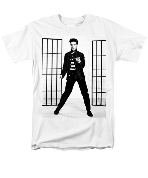 Elvis Presley Men's T-Shirt  (Regular Fit) by Doc Braham