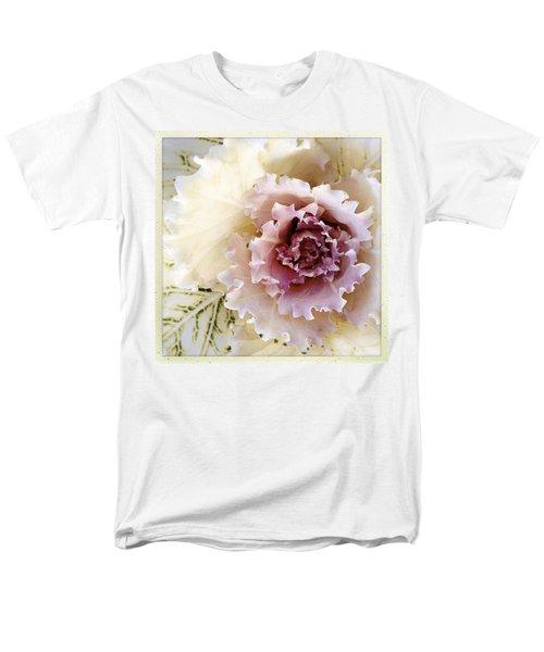Flower Men's T-Shirt  (Regular Fit) by Les Cunliffe