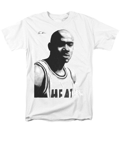 Men's T-Shirt  (Regular Fit) featuring the drawing Hardaway by Tamir Barkan