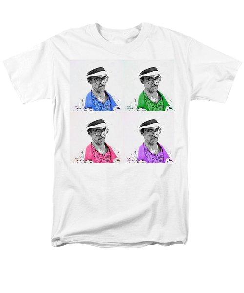 Izzy Men's T-Shirt  (Regular Fit) by J Anthony