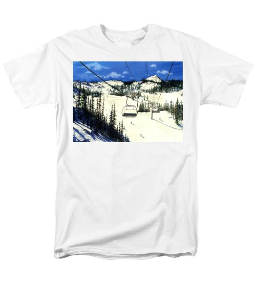 Paradise Bowl Men's T-Shirt  (Regular Fit) by Barbara Jewell