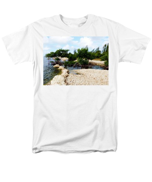 Men's T-Shirt  (Regular Fit) featuring the photograph Reclamation 6 by Amar Sheow