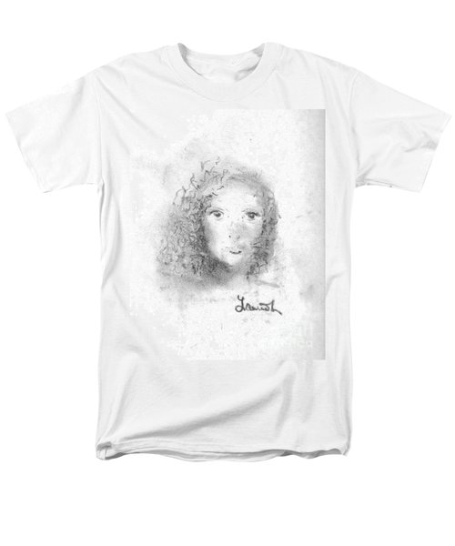 Something About Mary Men's T-Shirt  (Regular Fit) by Laurie L