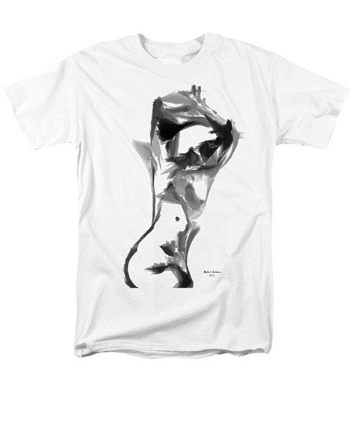 Abstract Series II Men's T-Shirt  (Regular Fit) by Rafael Salazar