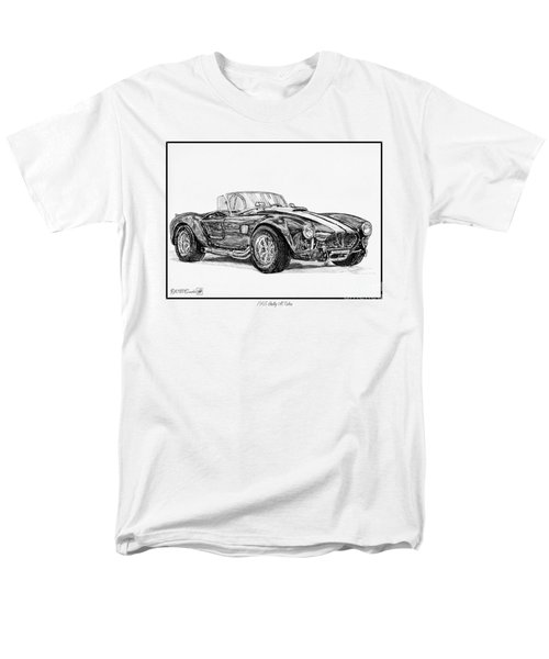 1965 Shelby Ac Cobra Men's T-Shirt  (Regular Fit) by J McCombie