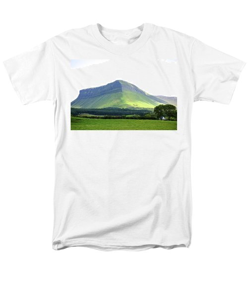 Ben Bulben Men's T-Shirt  (Regular Fit) by Charlie Brock