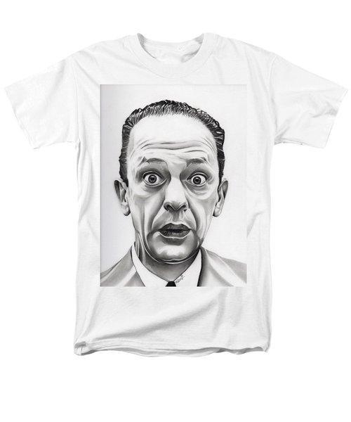 Deputy Barney Fife Men's T-Shirt  (Regular Fit) by Fred Larucci