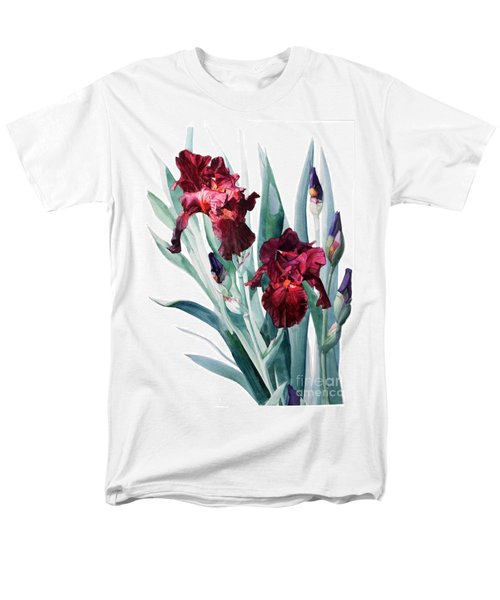 Iris Donatello Men's T-Shirt  (Regular Fit) by Greta Corens