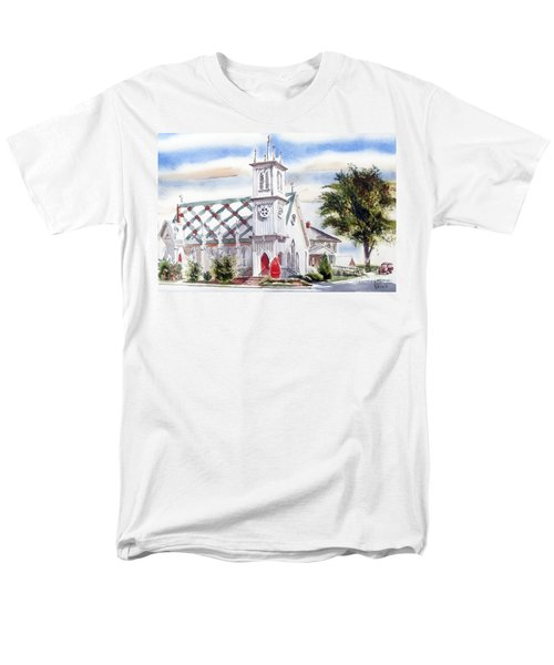 St Pauls Episcopal Church  Men's T-Shirt  (Regular Fit)
